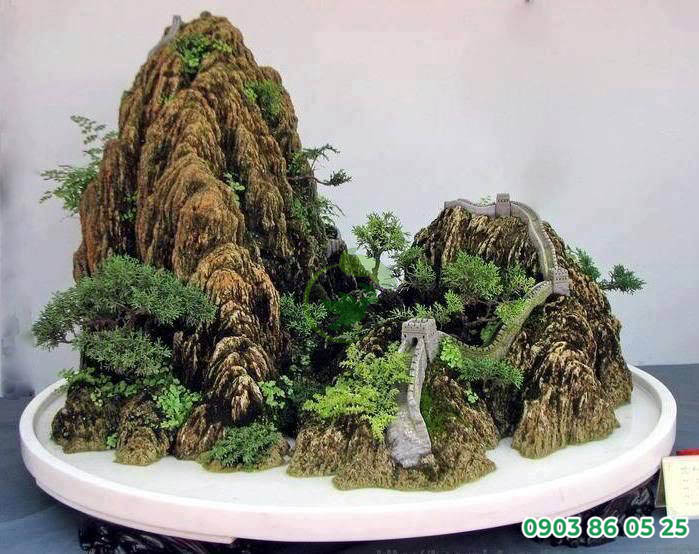 tieu-canh-bonsai-ket-hop-hon-non-bo